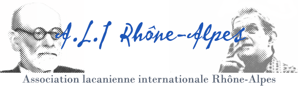 Association lacanienne internationale Rhône-Alpes